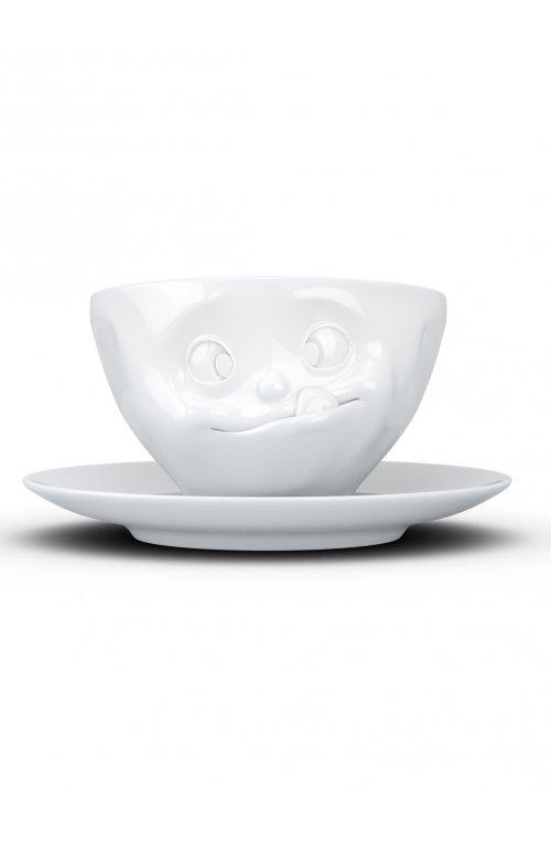 Лакомство - чашка с блюдцем Tassen (200 мл)