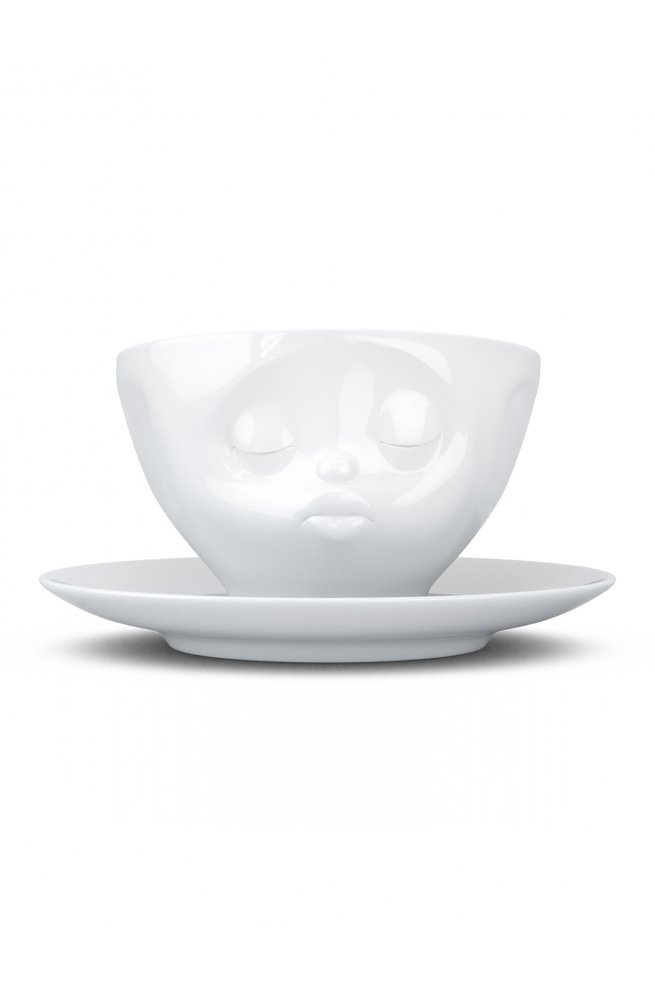 Поцелуй - чашка с блюдцем Tassen (200 мл)