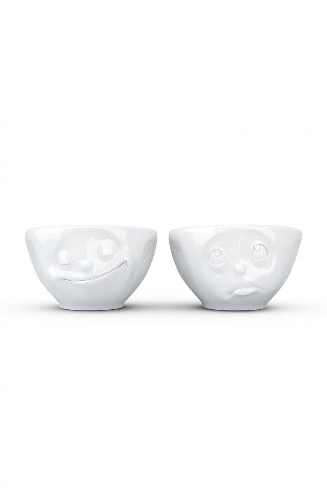 Счастливая улыбка & Ой, да ладно - Набор из 2-х пиал (100 мл)