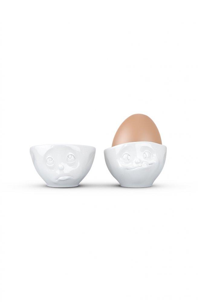 Счастливая улыба и Хммм - подставки для яиц