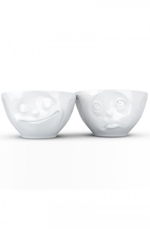 Счастливая улыбка & Ой, да ладно - Набор из 2-х пиал (200 мл)